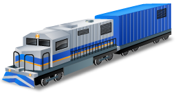 Разгрузка вагонов